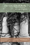 Download The Law School Book Book