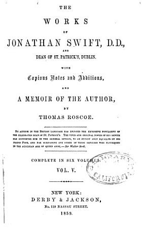 The Works of Jonathan Swift  D D  PDF