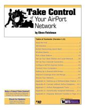 Take Control of Your AirPort Network