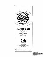 Growing Younger Handbook PDF
