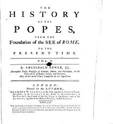 The History Of The Popes Book PDF