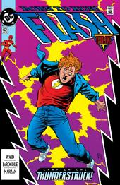 The Flash (1987-) #62