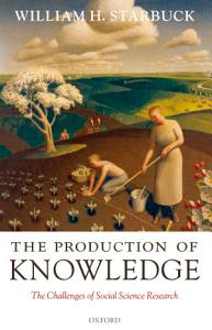 The Production of Knowledge PDF
