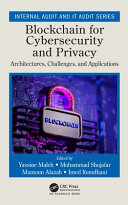 Blockchain for Cybersecurity and Privacy PDF