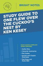 Study Guide to One Flew Over the Cuckoo's Nest by Ken Kesey