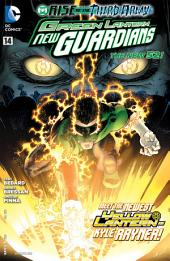 Green Lantern: New Guardians (2011-) #14