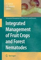 Integrated Management of Fruit Crops and Forest Nematodes PDF