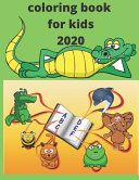 Coloring Book for Kids 2020