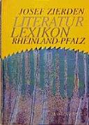 LiteraturLexikon Rheinland Pfalz PDF
