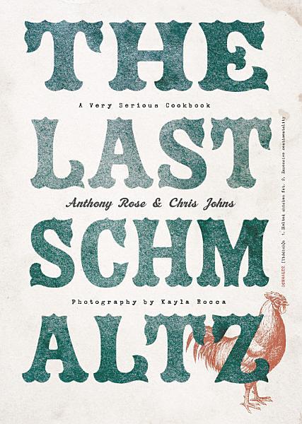 Download The Last Schmaltz Book