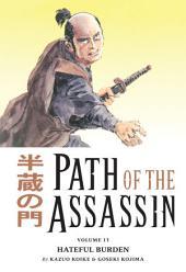 Path of the Assassin Volume 13: Hateful Burden