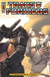 Transformers: Infiltration #1