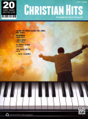 20 Sheet Music Bestsellers  Christian Hits