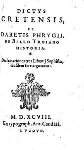 De bello Troiano historia