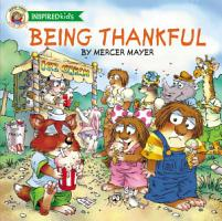 Being Thankful PDF