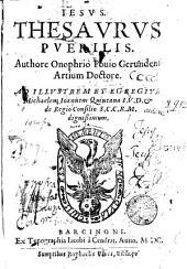 Thesaurus puerilis