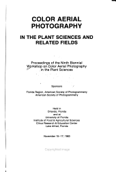 Color Aerial Photography in the Plant Sciences and Related Fields