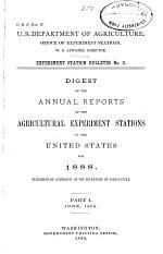 Experiment Station Bulletin