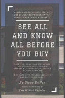 See All and Know All Before You Buy