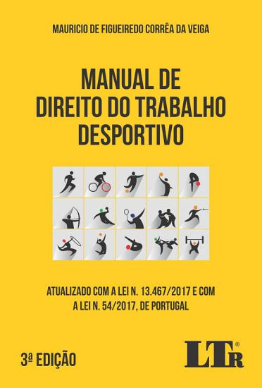 Manual de Direito do Trabalho Desportivo PDF