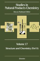 Studies in Natural Products Chemistry: Structure and Chemistry, Part 4