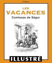 Les Vacances (Illustré)