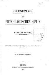 Grundzüge der physiologischen Optik