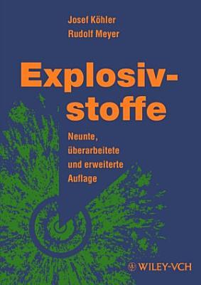 Explosivstoffe PDF