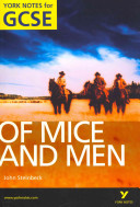 Of Mice and Men  John Steinbeck Book