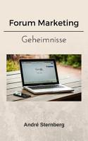 Forum Marketing   Geheimnisse PDF