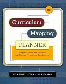 The Curriculum Mapping Planner PDF