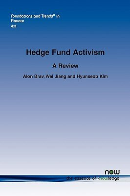 Hedge Fund Activism