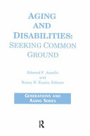 Aging and Disabilities PDF