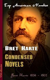 Condensed Novels: Top American Novelist
