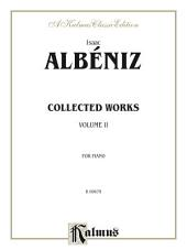 Collected Works, Volume II: For Intermediate to Advanced Piano
