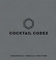 Cocktail Codex Book PDF