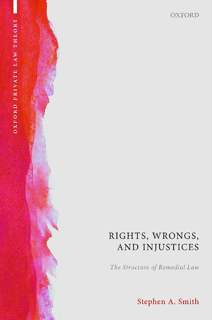 Rights, Wrongs, and Injustices