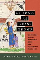 As Long As Grass Grows PDF
