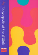 Encyclopedia of Social Work PDF