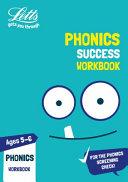 Phonics Ages 5-6 Practice Workbook