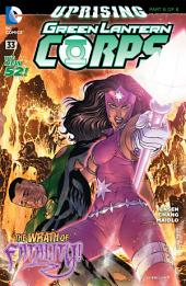 Green Lantern Corps (2011- ) #33
