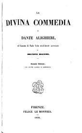 La divina commedia, col com. di P. Costa accresciuto da B. Bianchi