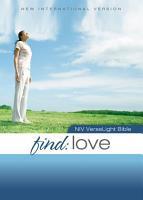 NIV  Find Love  VerseLight Bible  eBook PDF