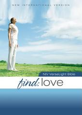 NIV, Find Love: VerseLight Bible, eBook: Quickly Find Scripture Passages about God's Love