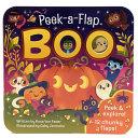 Boo  Chunky Peek a Flap Board Book