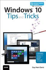 Windows 10 Tips and Tricks  includes Content Update Program  PDF
