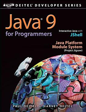 Java 9 for Programmers PDF