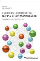Successful Construction Supply Chain Management PDF