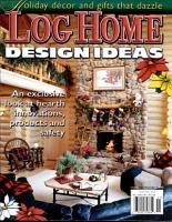 Log Home Design PDF