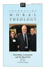 Journal of Moral Theology, Volume 10, Issue 1